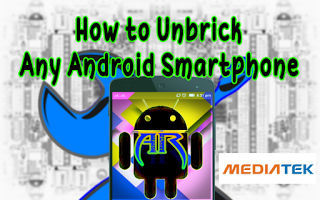 Unbrick Android MTK Smartphone