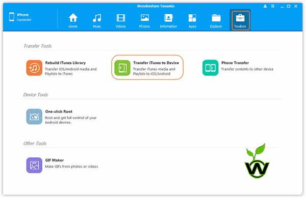 Wondershare TunesGo Review : Just an iTunes Alternative? - We Observed