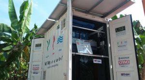 NEWgenerator Turns Sewage to Power
