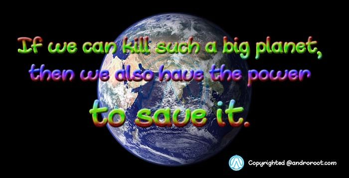 save earth quotes 4 Eco-Friendly Inventions