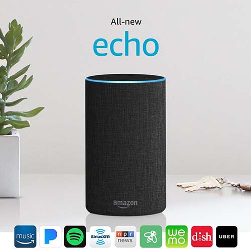 Amazon Echo 10 Best New Innovative Tech gadgets of 2017 We Observed We Observed