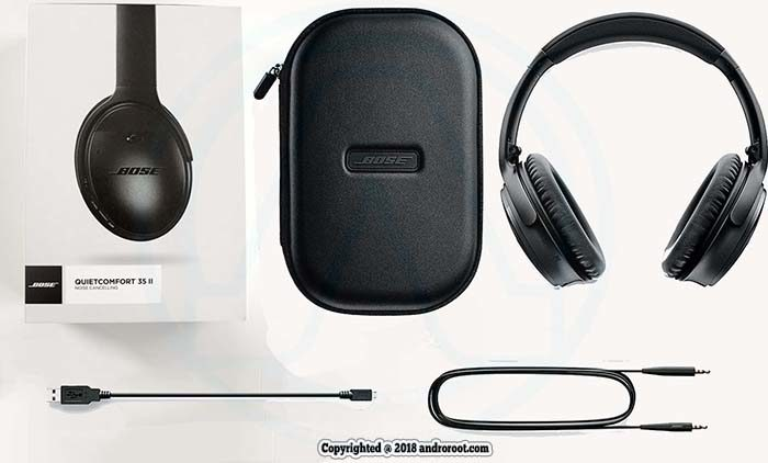 Bose Quiet comfort 35 wireless headphones II BoseQC 35