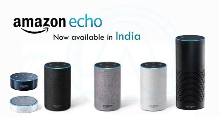 Buy Amazon Echo in India