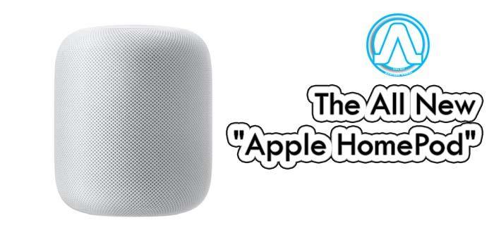 How to setup the Apple Homepod