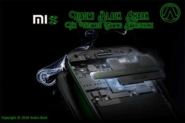 Xiaomi Black Shark Specifications