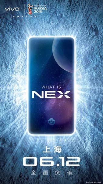 Vivo Nex aka Vivo Apex Concept phone