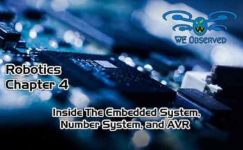 Inside The Embedded System, Number System, and AVR