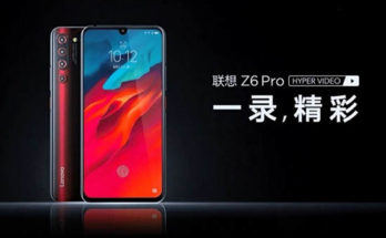 Lenovo Z6 Pro Specification, Price in India, Coming Today