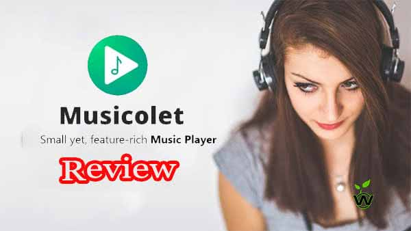 Musicolet Review : Best Replacement for your Default Music